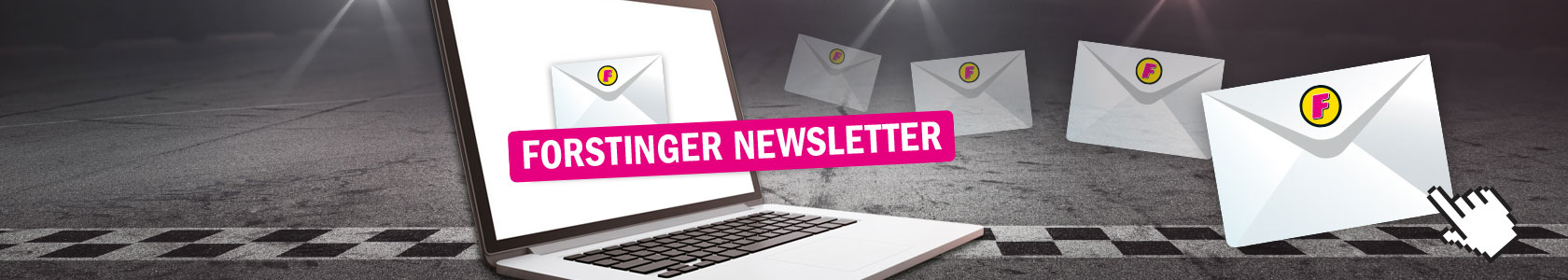 Forstinger Newsletter