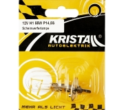 KRISTALL 12V Autolampe H1 (55W)