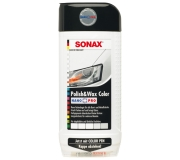 SONAX Polish & Wax Color NANO PRO weiß (500 ml)