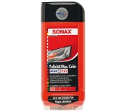 SONAX Polish & Wax Color NANO PRO rot (500 ml)