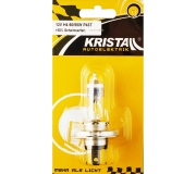 KRISTALL 12V Autolampe H4 + 50%