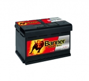 BANNER Power Bull P80 14 12V 80Ah