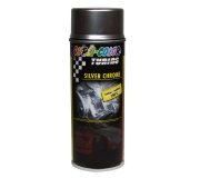 DC Silver Chrome Spray 400ml