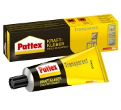 PATTEX Kraftkleber Transparent (50 g)