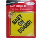 SAFETY 1ST Baby on Board - Schild