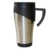 Thermo Kaffeebecher Stahl (450 ml)