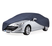 CARTREND Vollgarage blau (Gr. L)