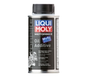 LIQUI MOLY Motorbike Oil Additive (125 ml)