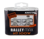 KRISTALL Lampe 12V H7 100W Ralley Max
