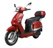 GENERIC Moped 125 ccm Generic Classic rot