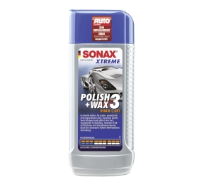 SONAX Xtreme Polish & Wax 3 (250 ml)