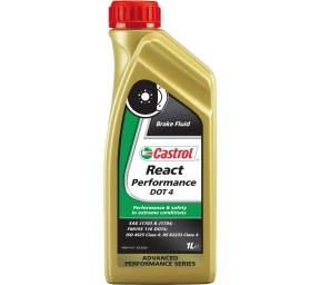 CASTROL React Performance DOT 4 Gebinde (1 L)