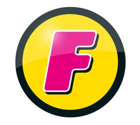 EASY CLIP rot, Strawberry Duft (4 Stk)