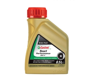 CASTROL React Performance DOT 4 Gebinde (500 ml)
