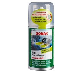 SONAX KlimaPowerCleaner Green Lemon (150 ml)