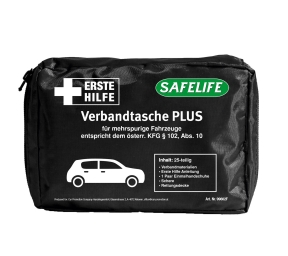 SAFELIFE Verbandtasche PLUS