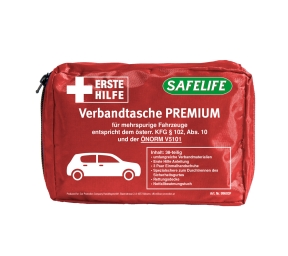 SAFELIFE Verbandtasche PREMIUM