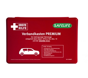 SAFELIFE Verbandkasten PREMIUM