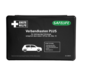 SAFELIFE Verbandkasten PLUS