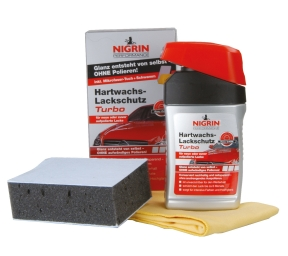 NIGRIN Performance Hartwachs-Lackschutz Turbo (300 ml)