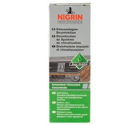 NIGRIN Performance Klimaanlagen Desinfektion Konzentrat (100 ml)