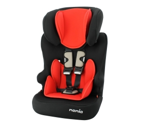 Auto-Kindersitz RACER SP - Eco Custo Uni red